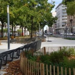 Location Local commercial Villeurbanne 120 m²