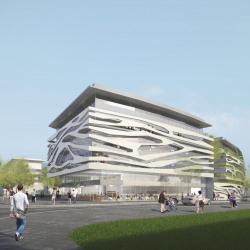 Vente Bureau Castelnau-le-Lez 4137,8 m²