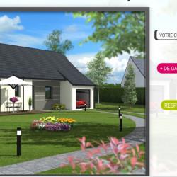 Maison  5 pièces + Terrain  550 m² Pontgouin