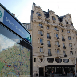 Cession de bail Local commercial Paris 6ème 23 m²