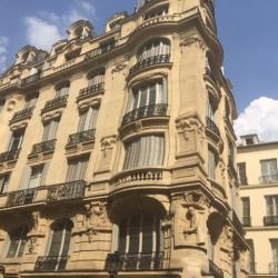 Location Bureau Paris 2ème 140 m²