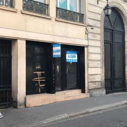 Location Local commercial Paris 2ème 42,6 m²