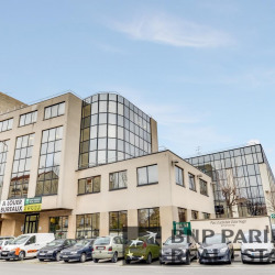 Location Bureau Saint-Ouen 1143 m²