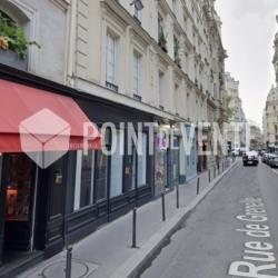 Cession de bail Local commercial Paris 7ème 23 m²