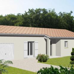 Maison  4 pièces + Terrain  554 m² Angoulême