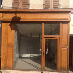 Location Local commercial Fontainebleau 19 m²