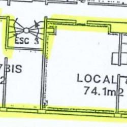 Location Bureau Marseille 2ème 143 m²
