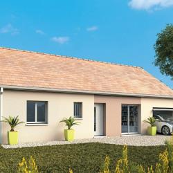 Maison  4 pièces + Terrain  593 m² Chalon-sur-Saône