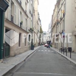 Location Local commercial Paris 1er 35 m²
