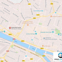 Location Local commercial Rouen (76100)