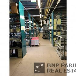 Location Entrepôt Bruguières 5292 m²