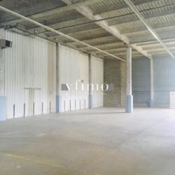 Location Entrepôt Orgeval 1180 m²