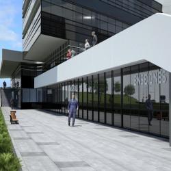 Location Bureau Cournon-d'Auvergne 101,7 m²
