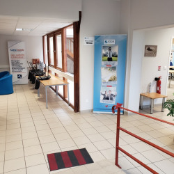 Location Bureau Elbeuf 110 m²