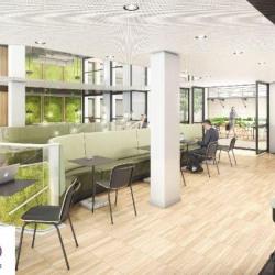 Location Bureau Paris 9ème 1241 m²