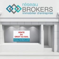 Cession de bail Local commercial Roissy-en-Brie 50 m²
