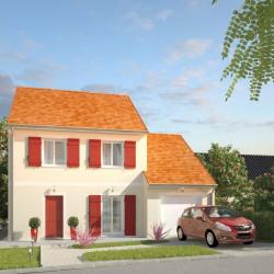 Maison  4 pièces + Terrain  170 m² Villepinte