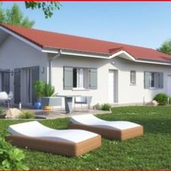 Maison  5 pièces + Terrain  700 m² Habère-Lullin