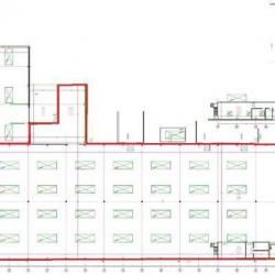 Location Entrepôt Cestas 4676 m²