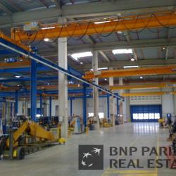 Location Entrepôt Le Versoud 25620 m²