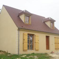 Maison  4 pièces + Terrain   m² Crèvecoeur-en-Auge