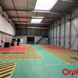 Location Local d'activités Le Havre 400 m²