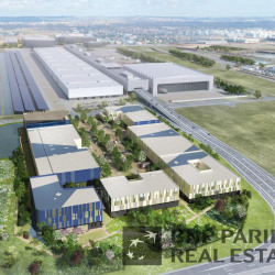 Location Local d'activités Aussonne 24648 m²