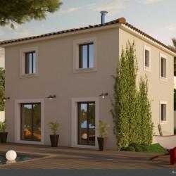 Maison  4 pièces + Terrain  450 m² St Andiol