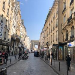 Location Local commercial Paris 2ème 23 m²