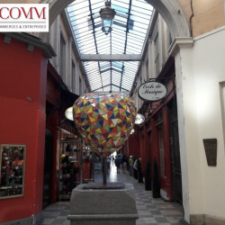 Cession de bail Local commercial Lyon 2ème 33 m²