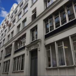 Location Bureau Paris 10ème 118 m²
