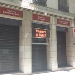 Cession de bail Local commercial Lyon 3ème 152 m²