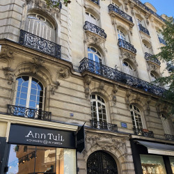 Location Bureau Paris 16ème 428 m²