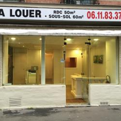 Location Local commercial Paris 11ème 48 m²