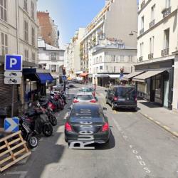 Location Local commercial Paris 16ème 17 m²