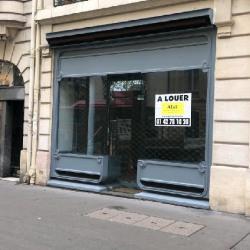 Location Local commercial Paris 16ème 60 m²