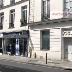 Location Local commercial Paris 3ème 0 m²
