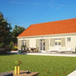 Maison  3 pièces + Terrain  339 m² Aizenay