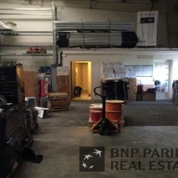 Location Local d'activités Les Mureaux 593 m²
