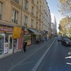 Cession de bail Local commercial Paris 10ème 18 m²