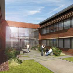 Location Bureau Nantes 2331,5 m²