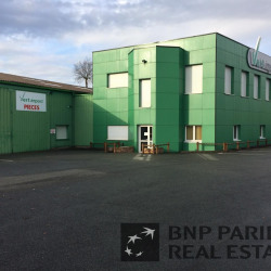 Location Local d'activités Betton 1420 m²