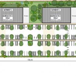 Vente Bureau Toulouse 6000 m²