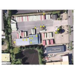 Vente Entrepôt Évreux 1500 m²