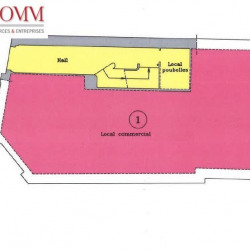 Vente Local commercial Vincennes 103 m²