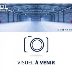 Vente Entrepôt Bordeaux 600 m²