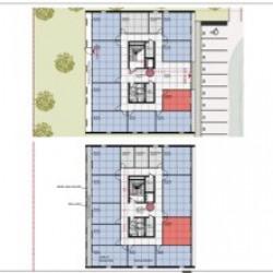 Vente Bureau Saint-Étienne-du-Rouvray 2440 m²