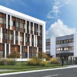 Location Bureau Groslay 460 m²