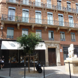 Location Local commercial Toulouse 60,66 m²