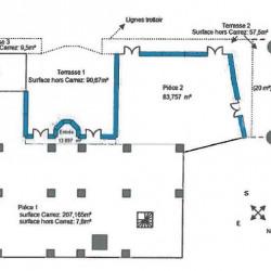 Vente Bureau Villeneuve-Loubet 370 m²